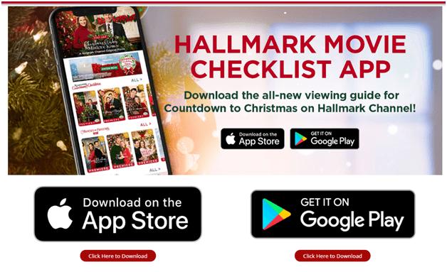 hallmark app