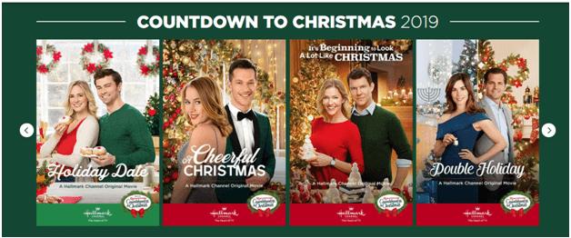 new hallmark christmas movies