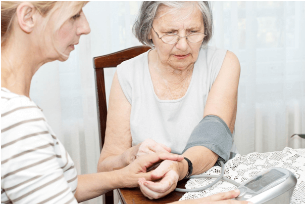 caring for the elderly and their Caring for the elderly, it is also important to understand that the levels of vitamins & minerals in their food also needs to be controlled.