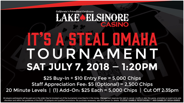 Lake Elsinore 4th July tournaments