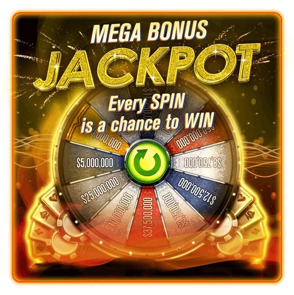 Mega Bonus WSOP