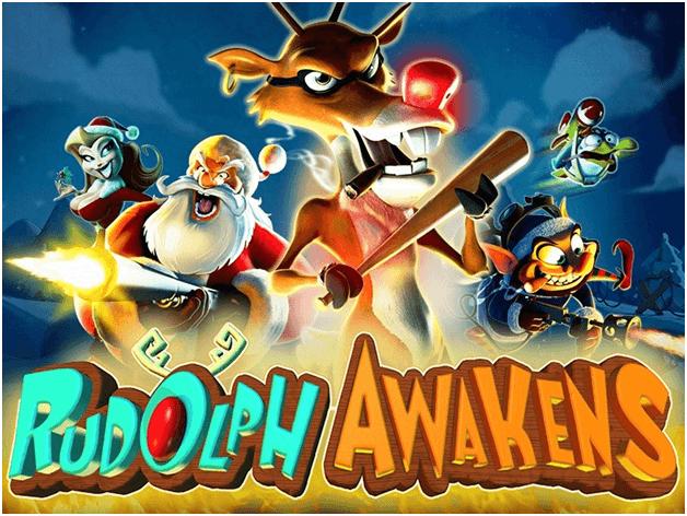 Rudolph Awakens