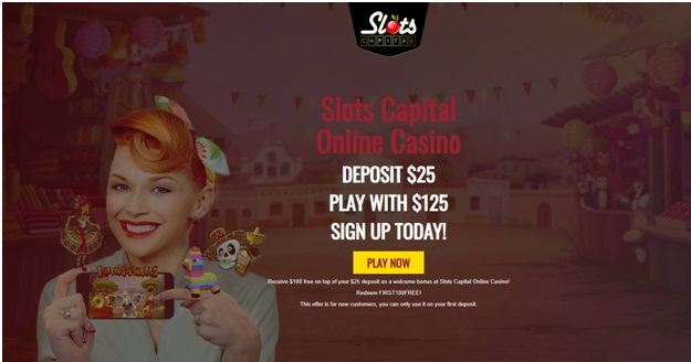 about slots capital online casino