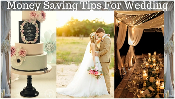 11 money saving tips for wedding